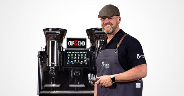 CUP&CINO BaristaSOLO