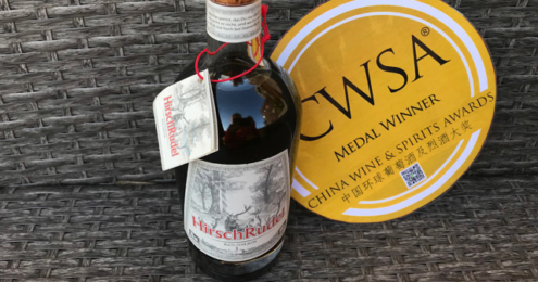 HirschRudel CWSA 2018 Gold