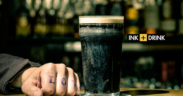 INK+DRINK 2018 Teaser