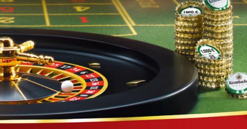 Krombacher Millionen Roulette
