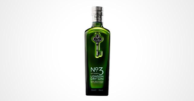 London No.3 Gin gdp