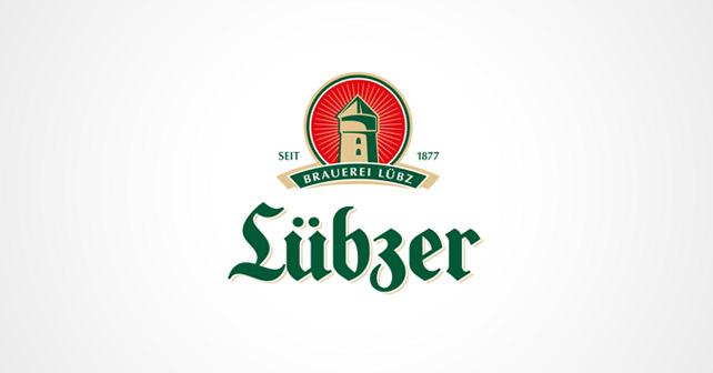 Lübzer Logo