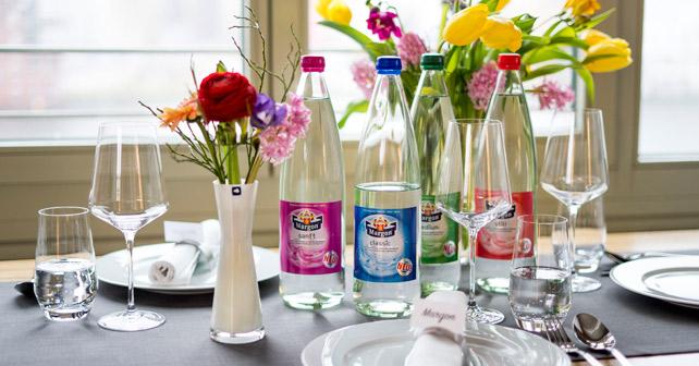 Margon Mineralwasser 1 Liter