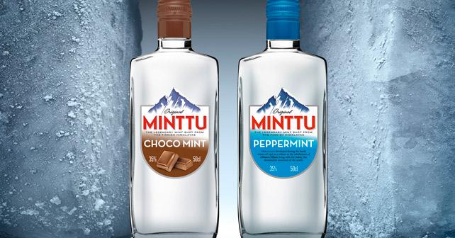 Minttu Chocolate Peppermint