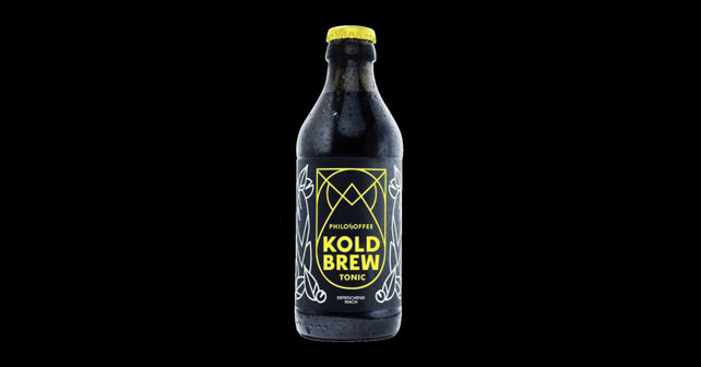 Philosoffee Koldbrew Tonic