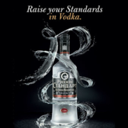 Russian Vodka Raise your Standards