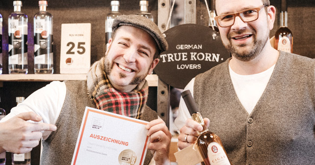 Sasse Bochinski Wigger Destille Berlin 2018