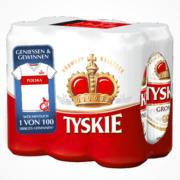 Tyskie Sixpack WM 2018