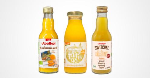 Voelkl Kurkuma Produkte