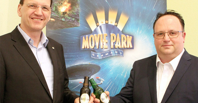 Warsteiner Movie Park Germany