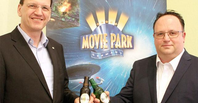 Warsteiner Movie Park Germany
