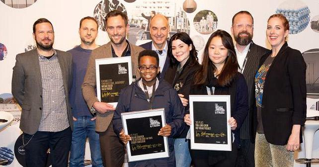 BLOOOM Award by WARSTEINER 2017 Gewinner Jury
