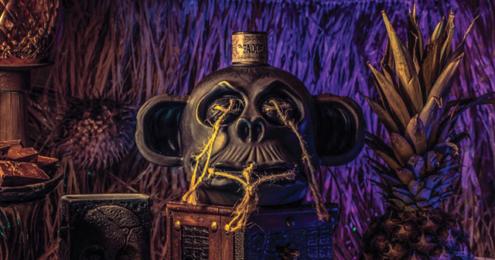 Deadhead Dark Chocolate Rum