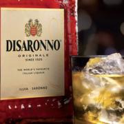 Disaronno Day Flasche Glas