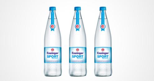 Ensinger SPORT Glasflasche