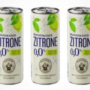 Franziskaner Zitrone 0,0% Dose