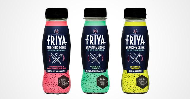 FRIYA Snacking Drinks