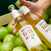 Gaffels Fassbrause Apfel naturtrüb