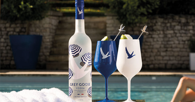GREY GOOSE® Quentin Monge Limited Edition