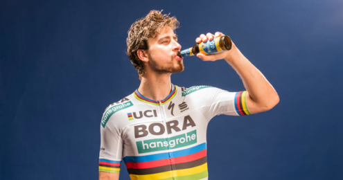 Krombacher o,0% Peter Sagan