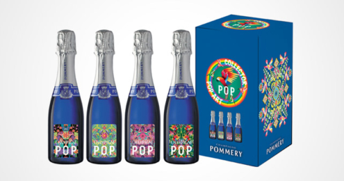 POMMERY POP Art Collection
