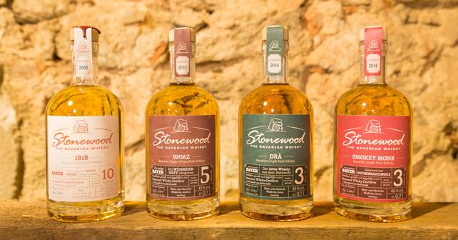 Stonewood Whisky Range