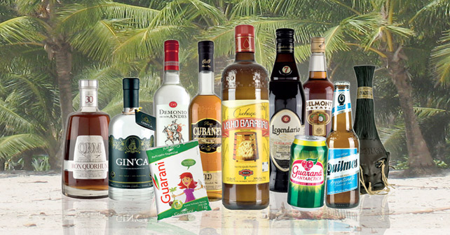 SUCOs DO BRASIL Website Produkte
