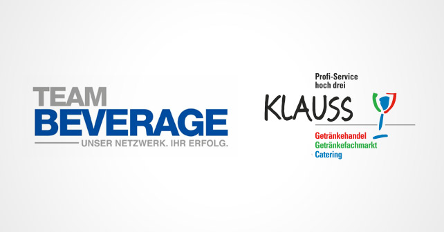 Team Beverag Klauss GmbH Logos