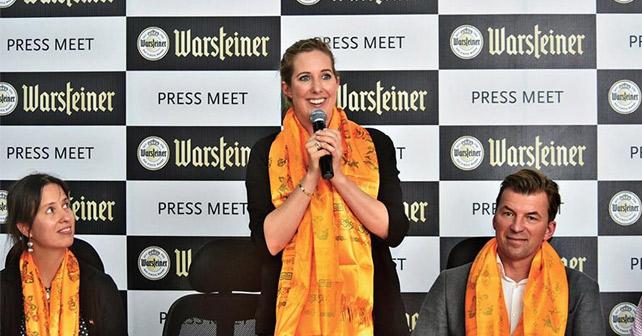 Warsteiner Nepal Eröffnung