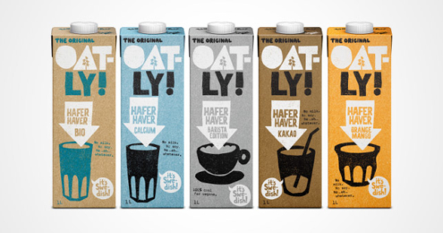 Oatly Haferdrink