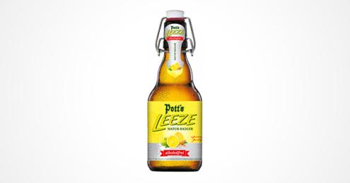 alkoholfreie Pott's Natur-Radler