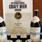 BAYREUTHER HELL Craft Beer Award 2018