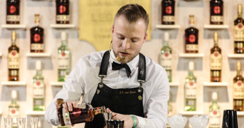 BACARDÍ Legacy Cocktail Competition 2018 Eric van Beek