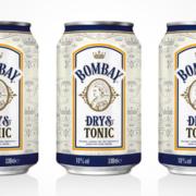 BOMBAY DRY & TONIC Dosen