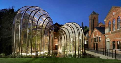 BOMBAY SAPPHIRE® The Glasshouse