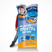 Capri-Sun Limited Sports Edition Aufsteller