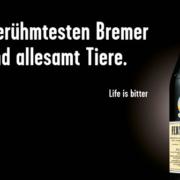 Fernet-Branca Kampagne Bremer Tiere