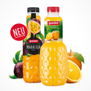 granini Selection Flaschen