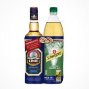 LINIE Aquavit Schweppes Ginger Ale Bundle