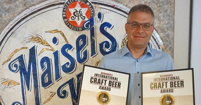 Maisel Marc Göbel Craft Beer Award 2018