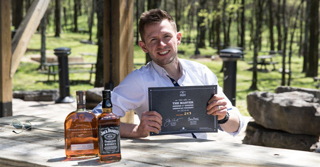 """Master of American Whiskey 2018"" Stephan Körner"