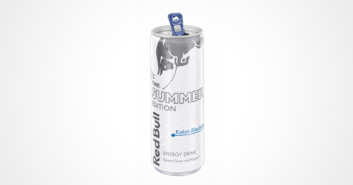 Red Bull Summer Edition Kokos-Blaubeere