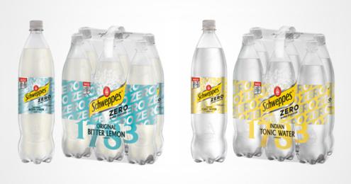 Schweppes Bitter Lemon Tonic Water Zero
