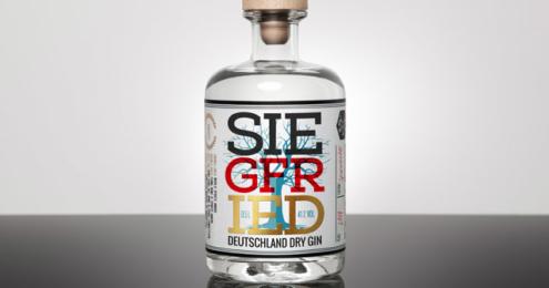 SIEGFRIED Gin Spielmacher