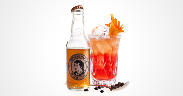 Thomas Henry Coffee Tonic Drink