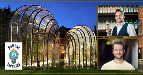 BOMBAY SAPPHIRE Glasshouse Project Teaser