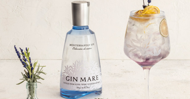 Gin Mare Drinks