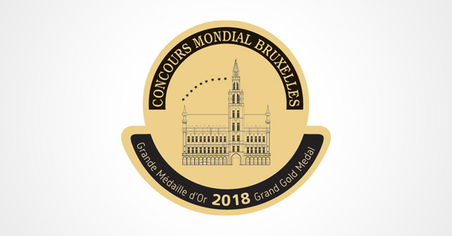 Schloss Wachenheim Concours Mondial de Bruxelles 2018