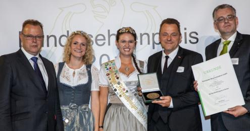 Störtebeker erhält 11. Bundesehrenpreis