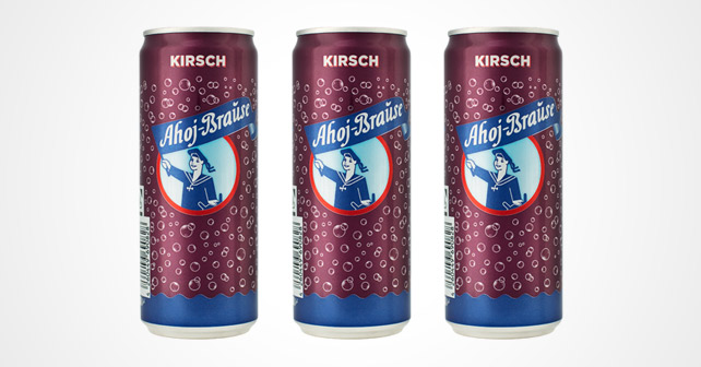 Atemberaubend Ahoj-Brause Kirsch: fruchtig-Frischer Newcomer | about-drinks.com #OF_82